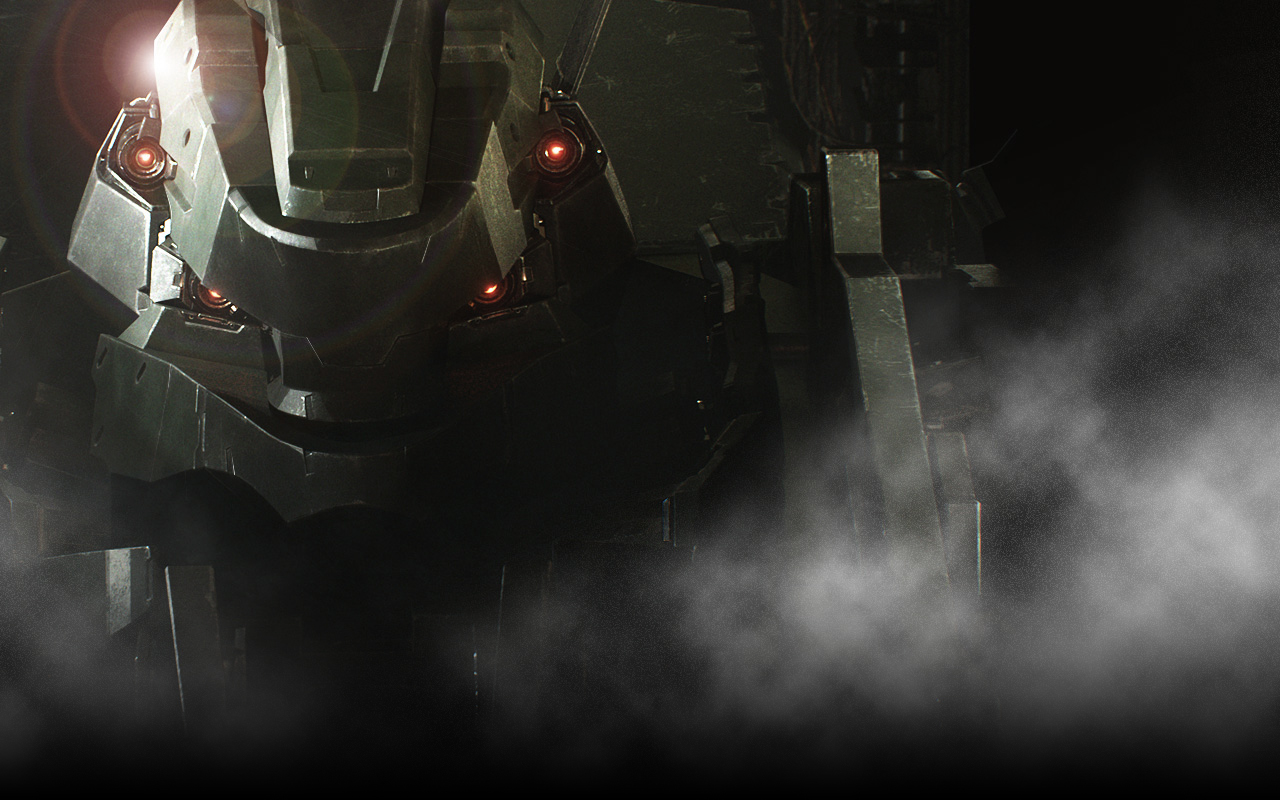 Armored Core Verdict Day Official Site アーマード コア ヴァー